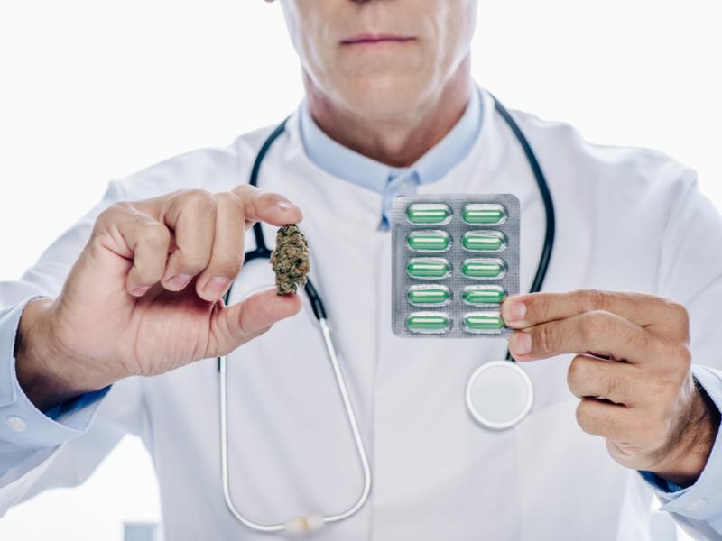 CBD Oil with Antidepressants