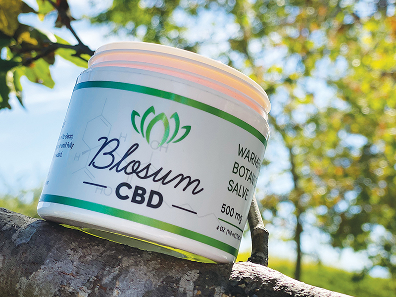 cbd oil salve