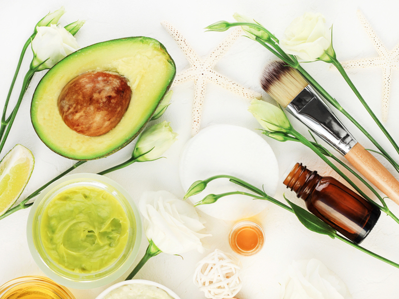 Avocado-Infused Skin Care