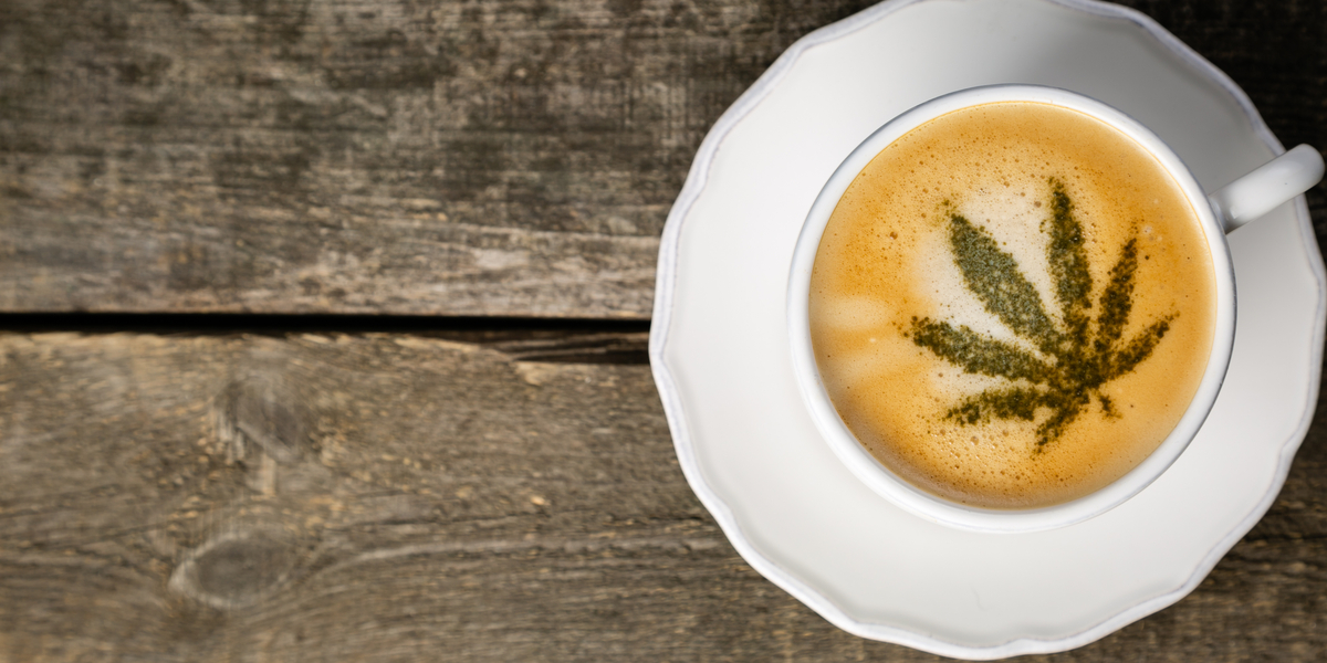 Benefits of Mixing CBD with Coffee