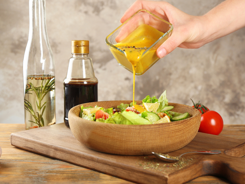 CBD Salad Dressing