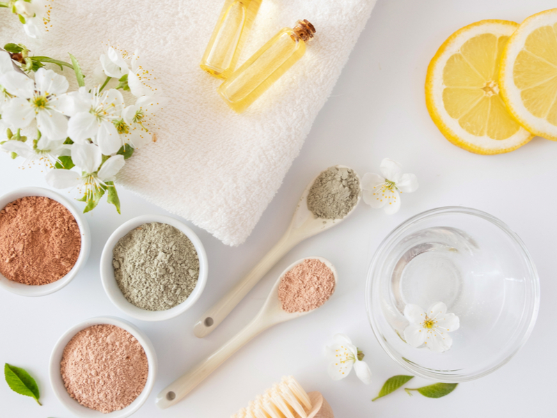 6 Organic Ingredients for Better Skin