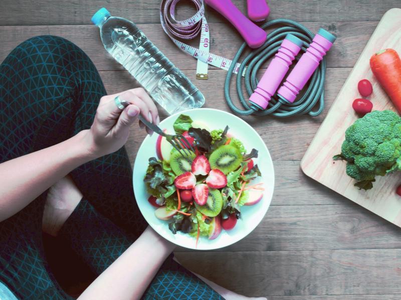 Learn to Eat Organic Food